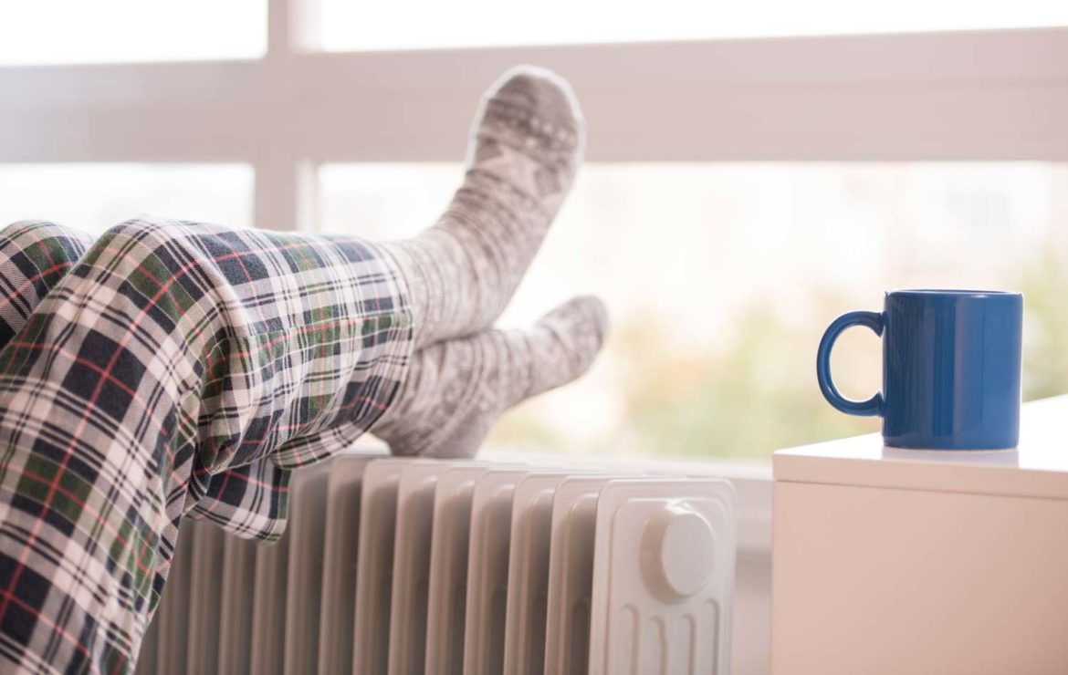 Keeping your home warm during the coldest spell of the year